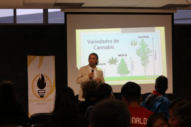 Showing the canambio in Mexico